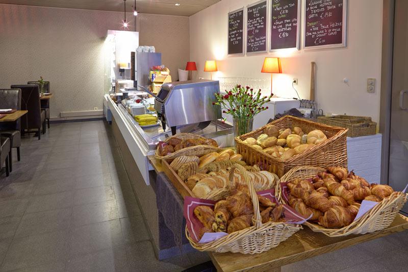 ontbijt buffet foto